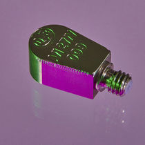 1-axis accelerometer / piezoelectric / subminiature / IEPE
