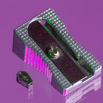 1-axis accelerometer / piezoelectric / ultraminiature