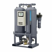 Heatless desiccant compressed air dryer / high-quality