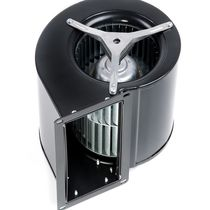 Double-inlet fan / centrifugal / cooling / ventilation