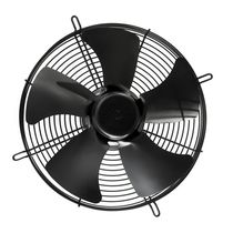 Wall-mounted fan / axial / cooling / ventilation