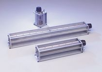 Tangential fan / exhaust