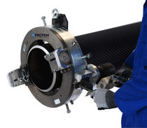 Steel cutting machine / rotary blade / pneumatic