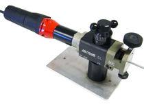 Welding super-finishing machine / for pipes
