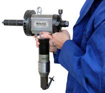 Boiler tube tube end chamfering machine