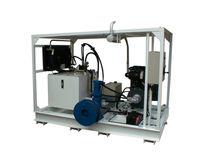 Diesel engine hydraulic power unit