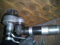 Portable chamfering machine / boiler tube