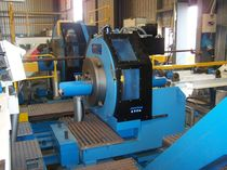 Manually-controlled cutting machine / beveling / for pipe ends / high-speed