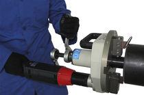 Pneumatic chamfering machine / portable