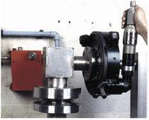 Fixed-angle chamfering machine