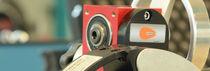 Bench-mounted tube cutter / orbital