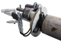 Portable beveling machine / pipe