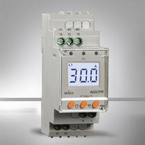 Over-current protection relay / under-current / digital / time delay