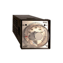 Analog temperature controller / thermoelectric / panel-mount