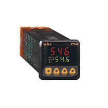Digital timer / on delay / panel-mount / DPDT