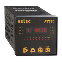 Digital timer / on delay / sequential / panel-mount