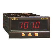 Process indicator / temperature / digital / panel-mount