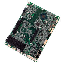 EBX single-board computer / 8 USB 2.0 / industrial / rugged