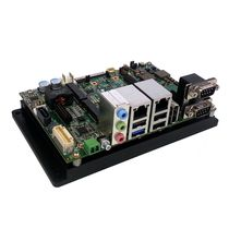 "3.5"" single-board computer / Intel® Atom / USB 3.0 / fanless"