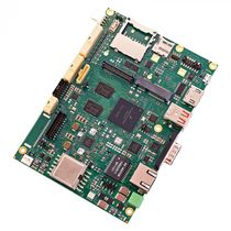 "3.5"" single-board computer / fanless / industrial"