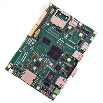 "3.5"" single-board computer / Freescale i.MX6 / fanless / industrial"