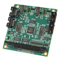 PC 104 interface card / CAN / industrial