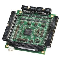 PCI 104 interface expansion card / serial