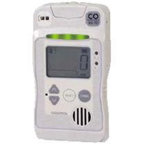 Gas detector / carbon monoxide / diffusion / with alarm
