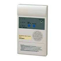 Gas alarm unit / compact / industrial