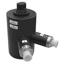 Compression load cell / single-column / IP67 / precision