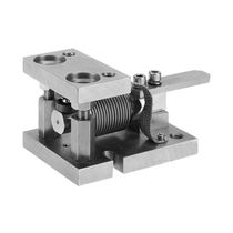 IP68 weigh module / hermetically-sealed / stainless steel / for tanks