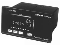 Digital weight indicator / panel-mount / explosion-proof / remote