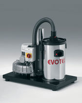 Dry vacuum cleaner / electric / industrial / stationary