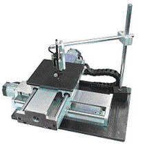 Linear positioning table / XY / motorized / 2-axis