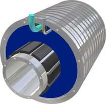 Brushless motor / permanent magnet / high-torque