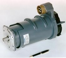 Brushless motor / synchronous / permanent magnet / for robotics