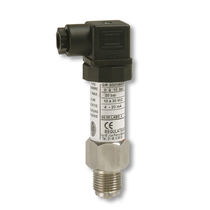 Relative pressure transmitter / absolute / strain gauge / thin-film