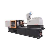 Horizontal injection molding machine / electric