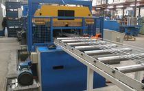 Automated welding line / for trays / for wire mesh