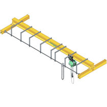 Single-girder overhead traveling crane