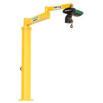 Pillar jib crane / inverted / articulated