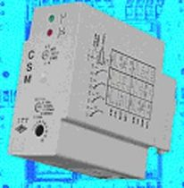 Multi-function time relay / for printed circuit boards / plug-in