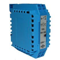 24V DC electromechanical relay / monostable / interface / compact