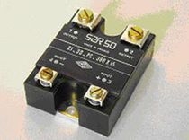 Power solid state relay / panel-mount / single-phase