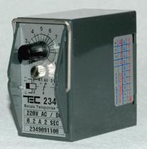 6 Vdc electromechanical relay / plug-in
