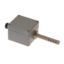 Pt100 temperature sensor / SMD / stainless steel / IP67