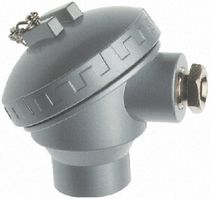 Aluminum connection head / for temperature sensors