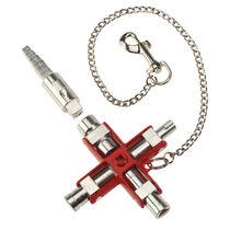Universal cross wrench