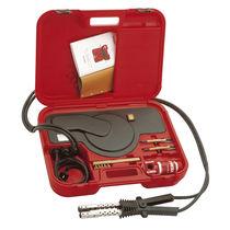 Electric brazing machine / heating element / semi-automatic / portable