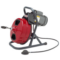 Electric cleaner / mobile / drum